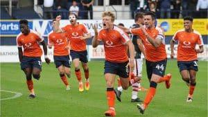 Luton Town FC team