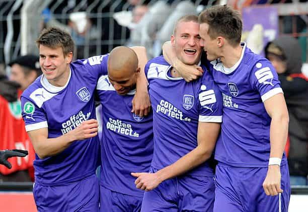 Osnabrück FC team