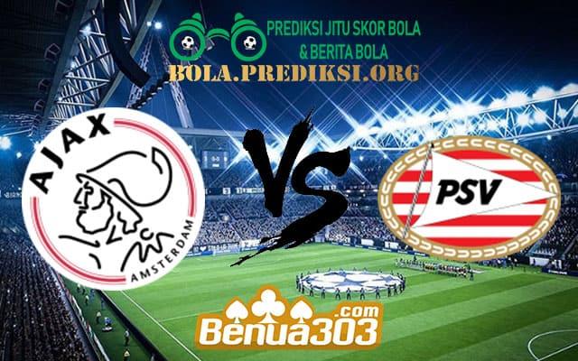 Prediksi Skor Ajax Vs PSV 27 Juli 2019