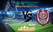 Prediksi Skor Astana Vs CFR Cluj 9 Juli 2019