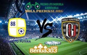 Prediksi Skor Barito Putera Vs Bali United 14 Juli 2019
