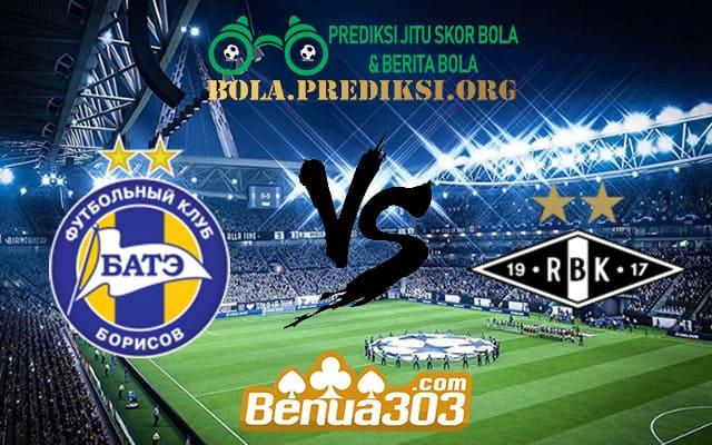 Prediksi Skor Bate Vs Rosenborg 25 Juli 2019