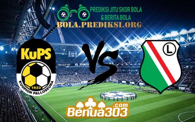 Prediksi Skor KuPS Vs Legia Warsawa 1 Agustus 2019