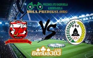 Prediksi Skor Madura United Vs PSS Sleman 31 Juli 2019