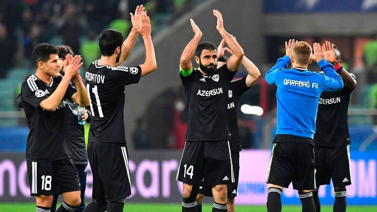 Qarabağ fc team