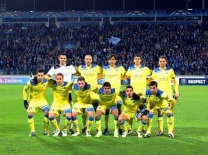 foto team football APOEL