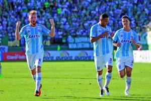 foto team football AVAÍ