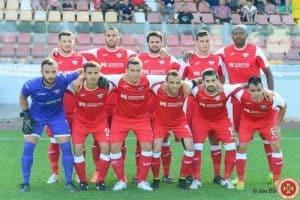 foto team football BALZAN