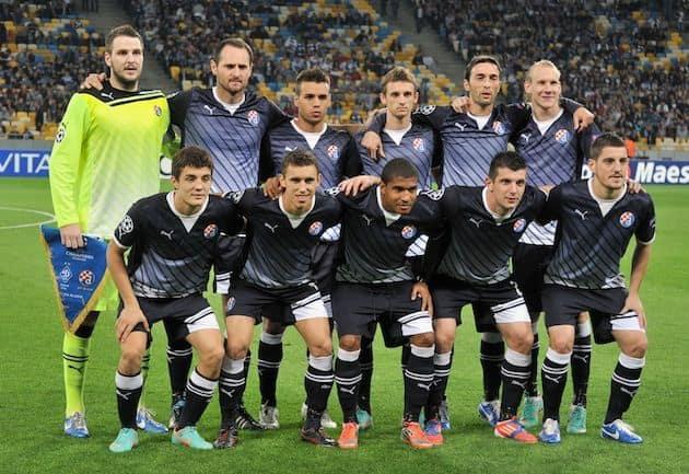 foto team football DINAMO ZAGREB