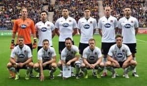 foto team football DUNDALK