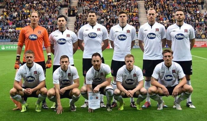 foto team football DUNDALK