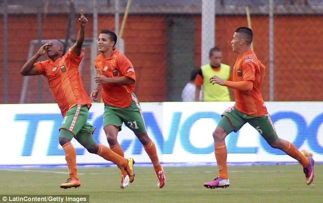foto team football ENVIGADO