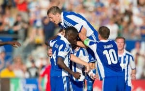 foto team football HJK