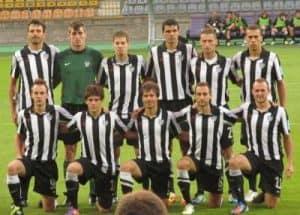 foto team football MURA