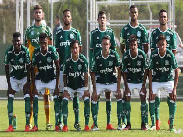 foto team football PALMEIRAS