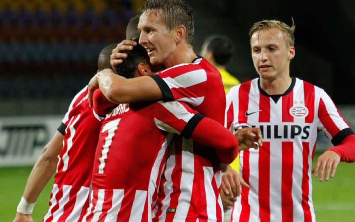 foto team football PSV