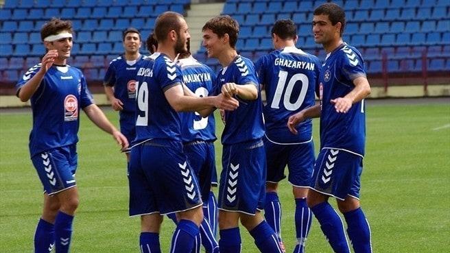 Pyunik FC Team