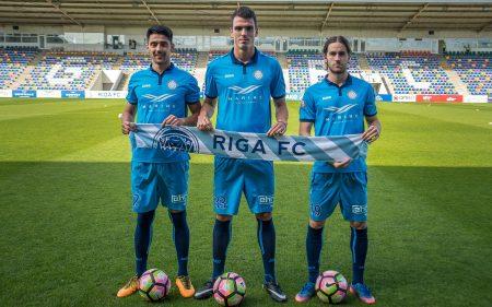 foto team football RIGA