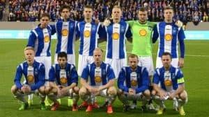 foto team football STJARNAN