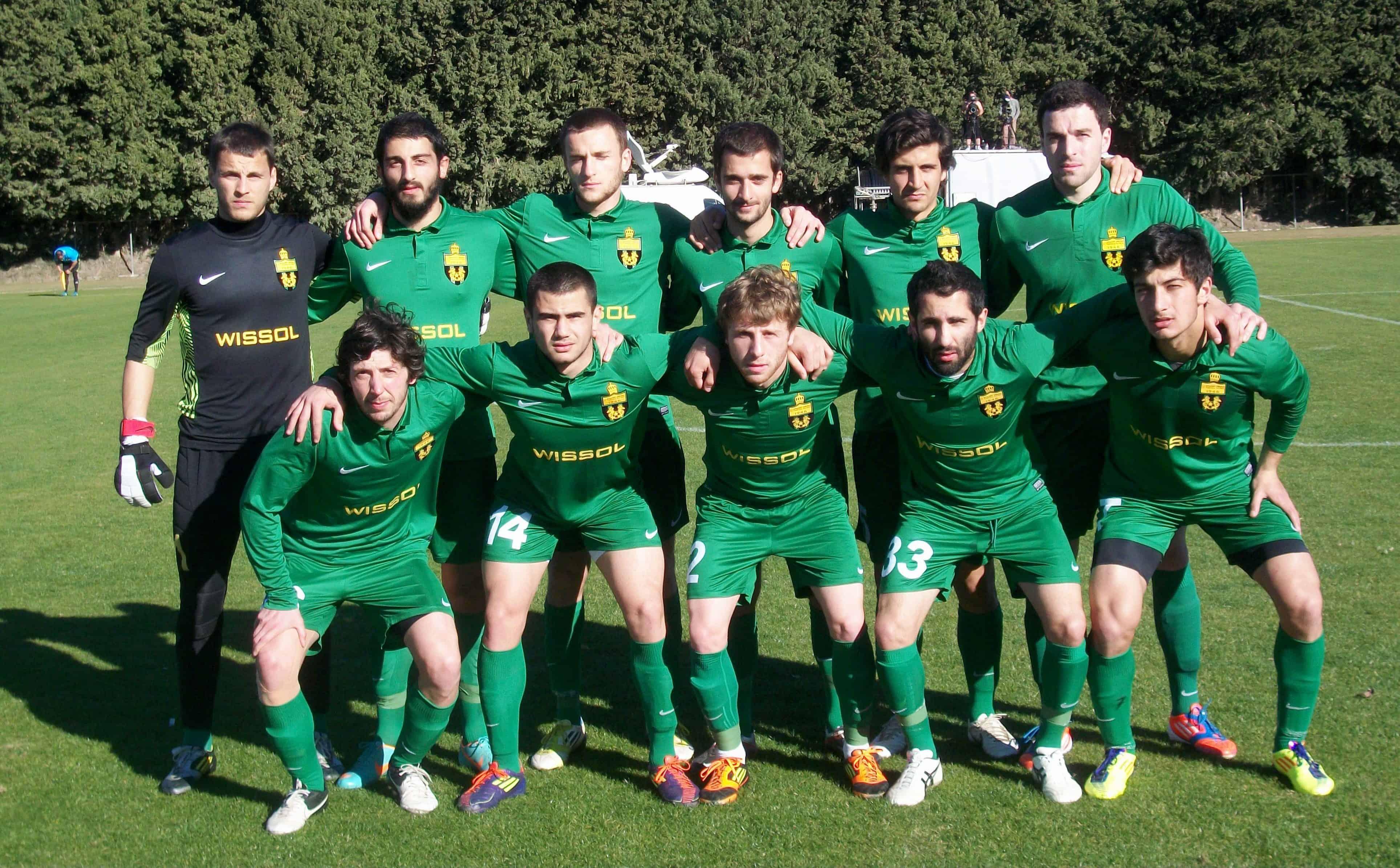 foto team football TORPEDO KUTAISI