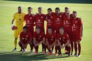 foto team football VADUZ