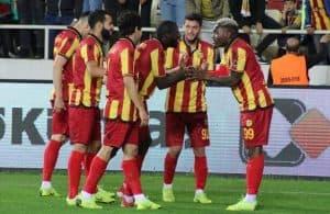 foto team football YENI MALATYASPOR