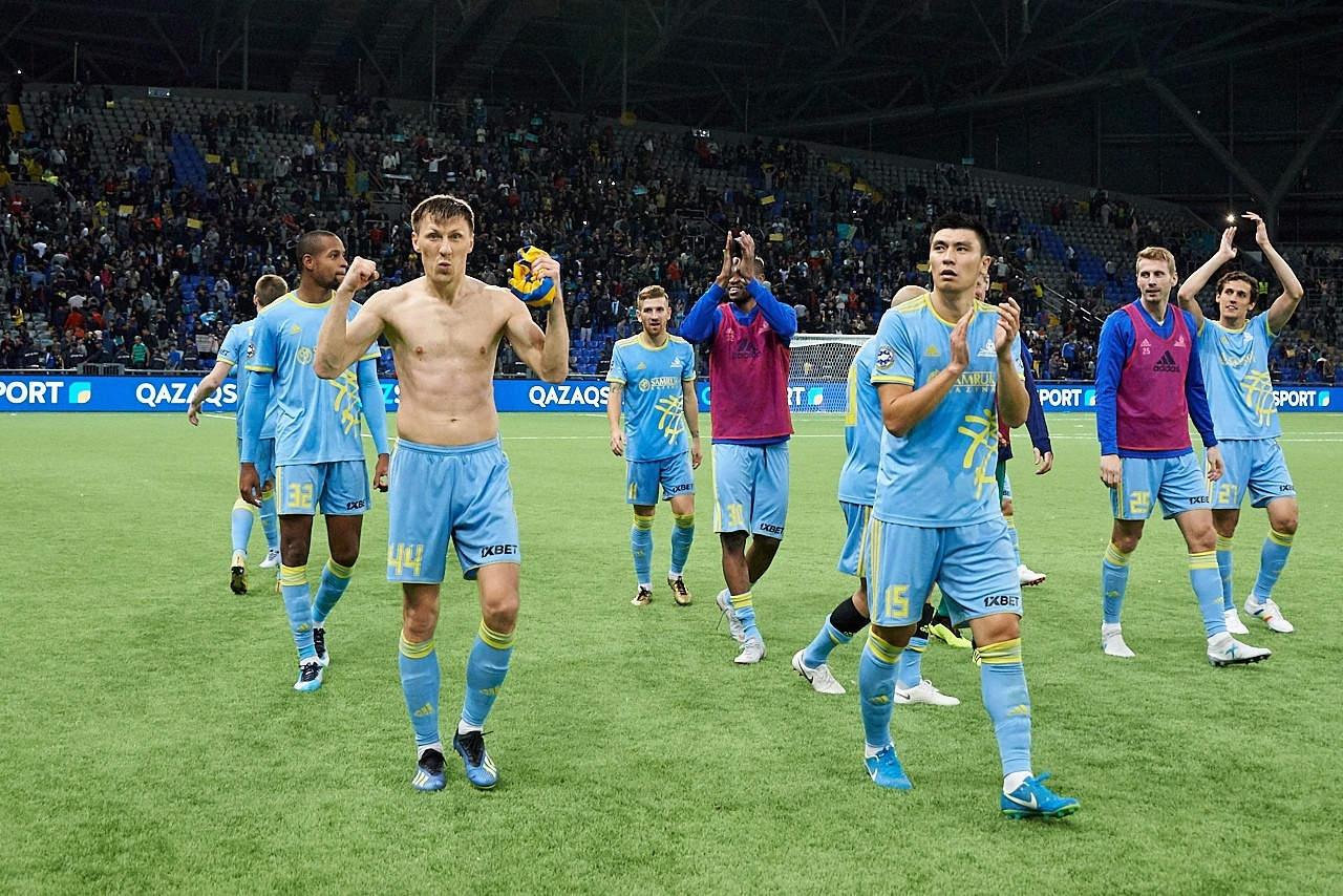Astana FC Team