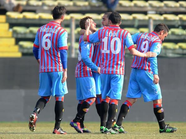 Catania fc team