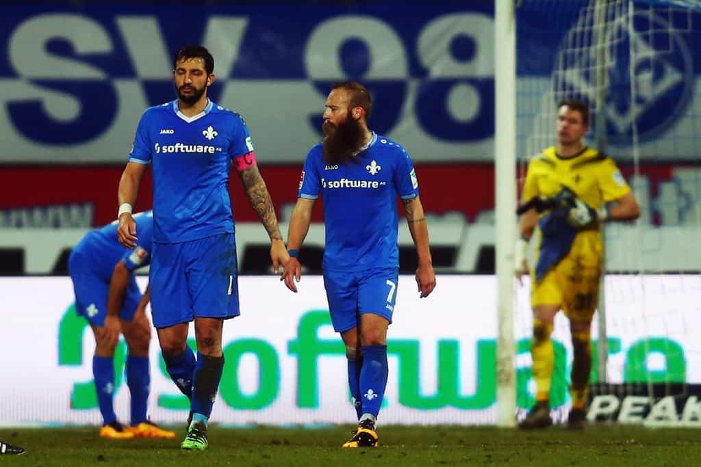 Darmstadt 98 fc team