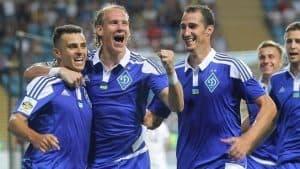 Dynamo Kyiv fc team