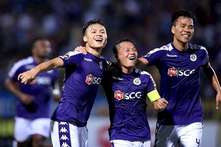 Ha Noi FC Team