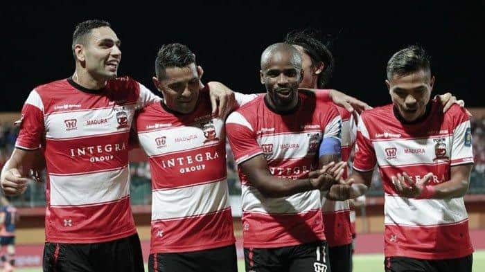 Madura United fc team