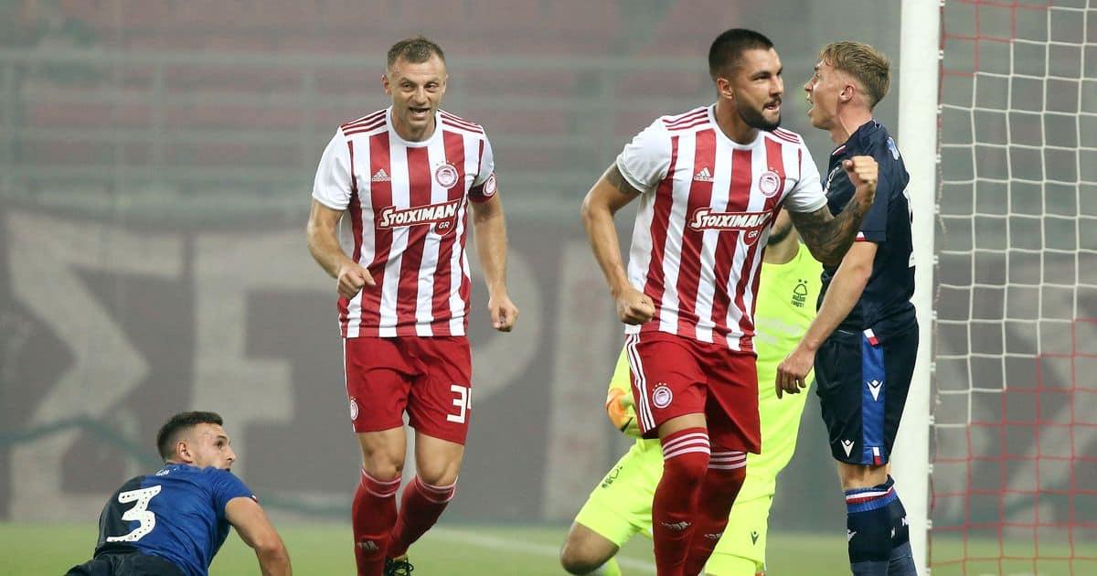 Olympiakos Piraeus fc team