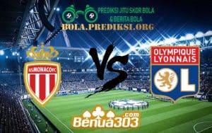 Prediksi Skor AS Monaco FC Vs Olympique Lyonnais 10 Agustus 2019