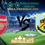 Prediksi Skor Arsenal FC Vs Burnley FC 17 Agustus 2019