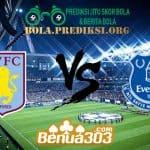 Prediksi Skor Aston Villa FC Vs Everton FC 24 Agustus 2019
