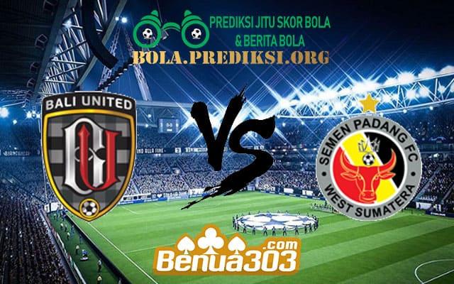 Prediksi Skor Bali United Vs Semen Padang 9 Agustus 2019