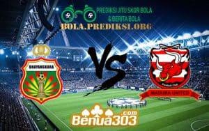 Prediksi Skor Bhayangkara Vs Madura United 5 Agustus 2019
