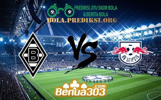 Prediksi Skor Borussia M'gladbach Vs RB Leipzig 31 Agustus 2019
