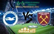 Prediksi Skor Brighton & Hove ALbion Vs West Ham United FC 17 Agustus 2019