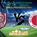 Prediksi Skor CFR Cluj Vs SK Slavia Prague 21 Agustus 2019