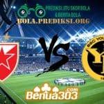 Prediksi Skor CRVENA ZVEZDA VS. BSC YOUNG BOYS BERNE 28 Agustus 2019