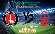 Prediksi Skor Charlton Athletic FC Vs Nottingham Forest FC 22 Agustus 2019