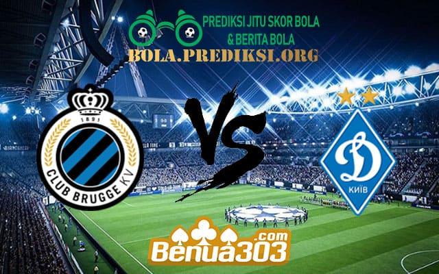 Prediksi Skor Club Bruges KV Vs Dynamo Kyiv 7 Agustus 2019