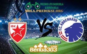 Prediksi Skor Crvena Zvezda Vs FC Kopenhagen 7 Agustus 2019