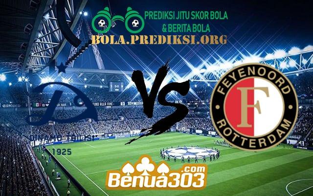 Prediksi Skor Dinamo Tbilisi Vs Feyenoord 15 Agustus 2019