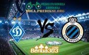 Prediksi Skor Dynamo Kyiv Vs Club Bruges KV 14 Agustus 2019