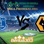 Prediksi Skor Everton FC Vs Wolverhampton Wanderers 1 September 2019