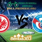 Prediksi Skor Eintracht Frankfurt Vs RC Strasbourg 30 Agustus 2019
