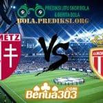 Prediksi Skor FC Metz Vs AS Monaco FC 18 Agustus 2019